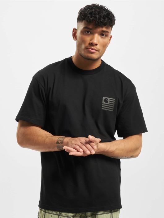 Carhartt WIP T-Shirt State schwarz