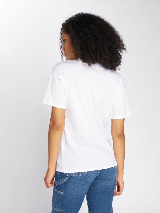 Carhartt WIP T-Shirt Carrie Pocket weiß