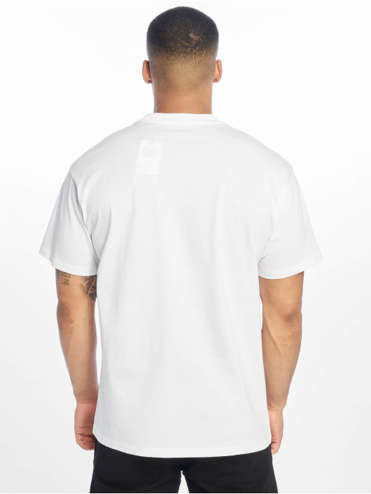 Carhartt WIP T-Shirt Script Embroidery weiß