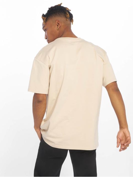Carhartt WIP T-Shirty Chase bezowy