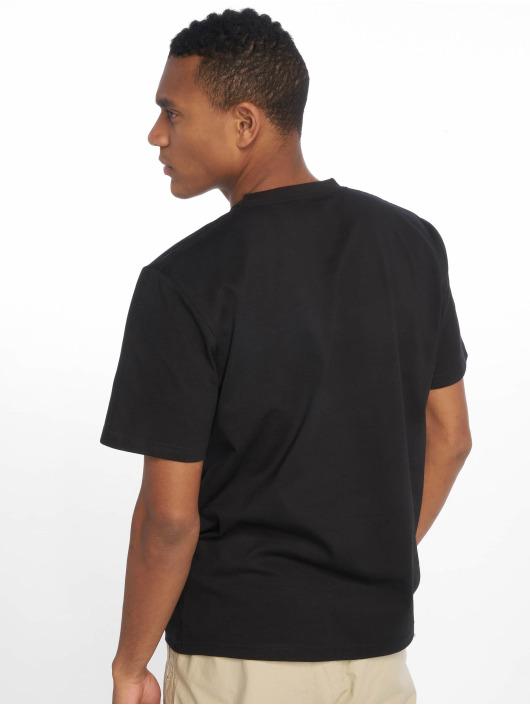 Carhartt WIP T-Shirty College czarny