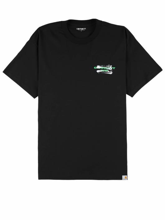 Carhartt WIP T-Shirty Foam C czarny