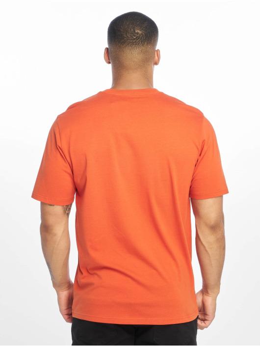 Carhartt WIP T-Shirty Script pomaranczowy