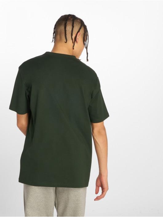 Carhartt WIP T-Shirty Wip College zielony