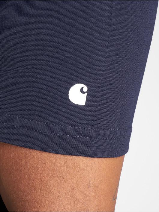 Carhartt WIP T-skjorter Base blå