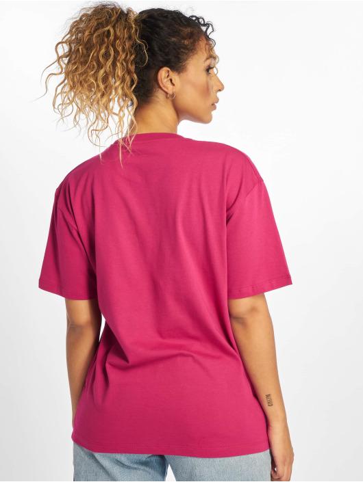 Carhartt WIP T-skjorter Script lyserosa