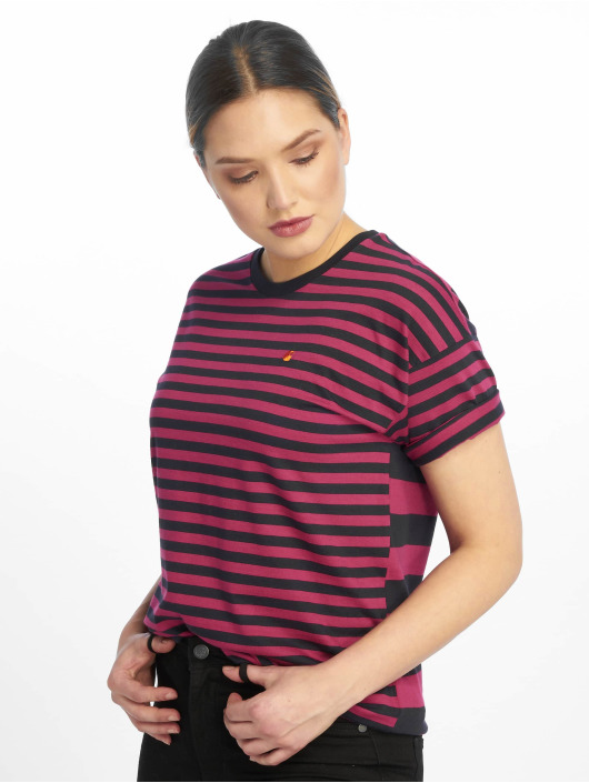 Carhartt WIP T-skjorter Barkley lyserosa