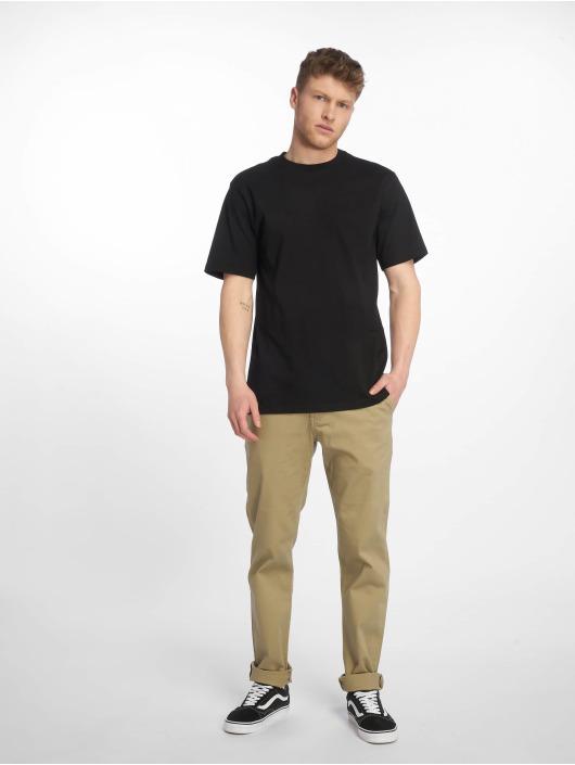 Carhartt WIP T-skjorter Base svart