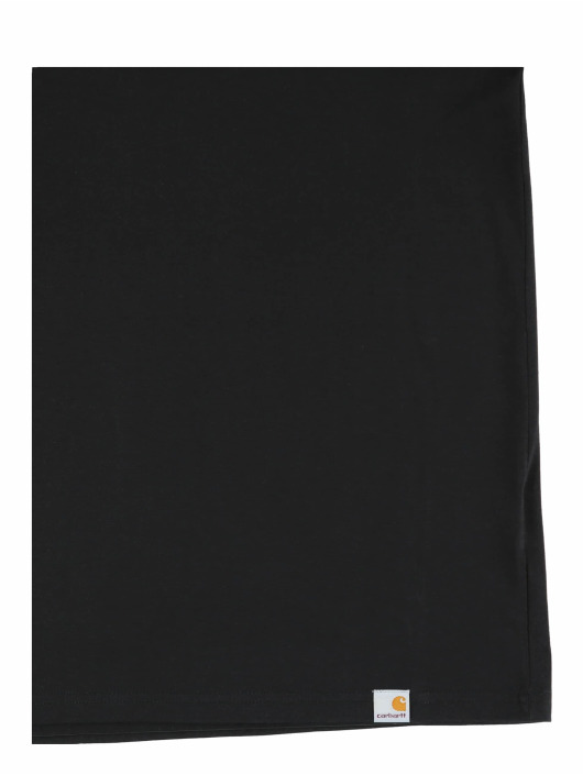 Carhartt WIP T-skjorter Foam C svart