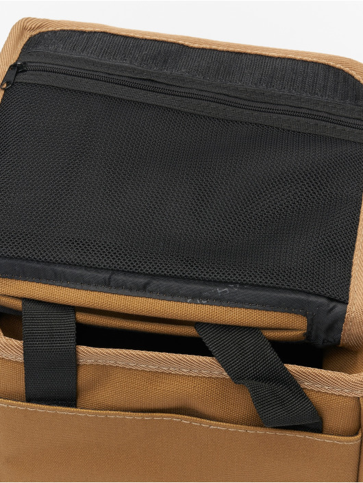 "Carhartt WIP Tasche 7"" Record braun"