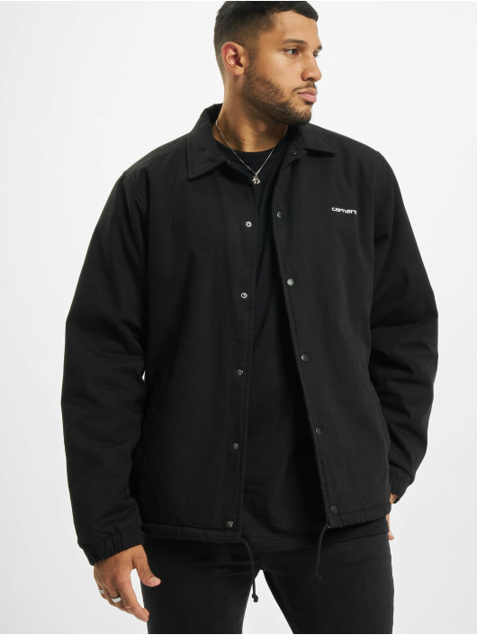 Carhartt WIP Transitional Jackets Canvas Coach svart