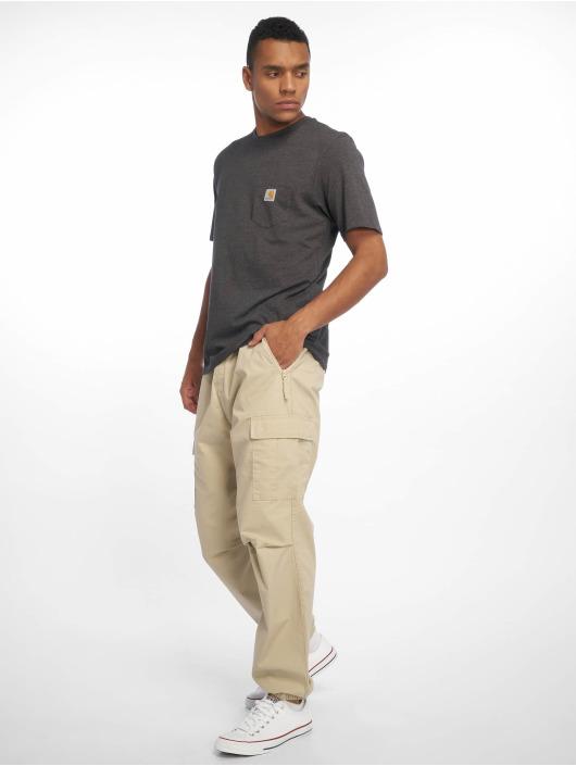 Carhartt WIP Tričká Pocket èierna