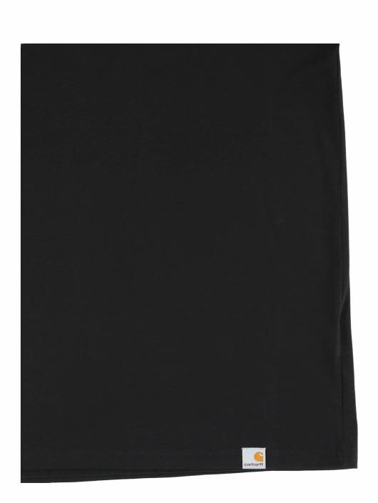 Carhartt WIP Tričká Foam C èierna