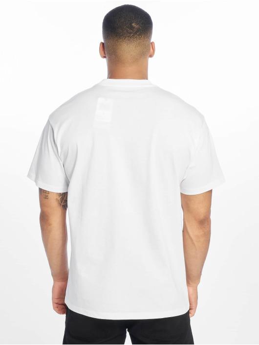 Carhartt WIP Tričká Script Embroidery biela