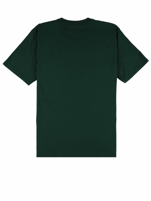 Carhartt WIP Tričká Broken Glass zelená