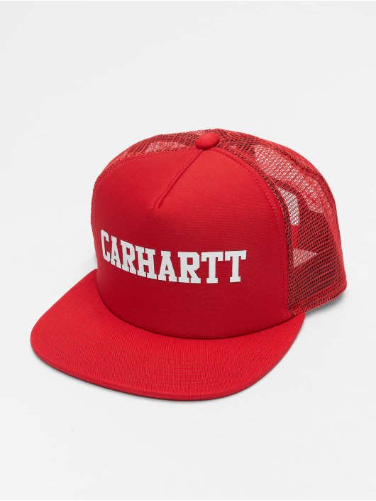 Carhartt WIP Trucker College èervená