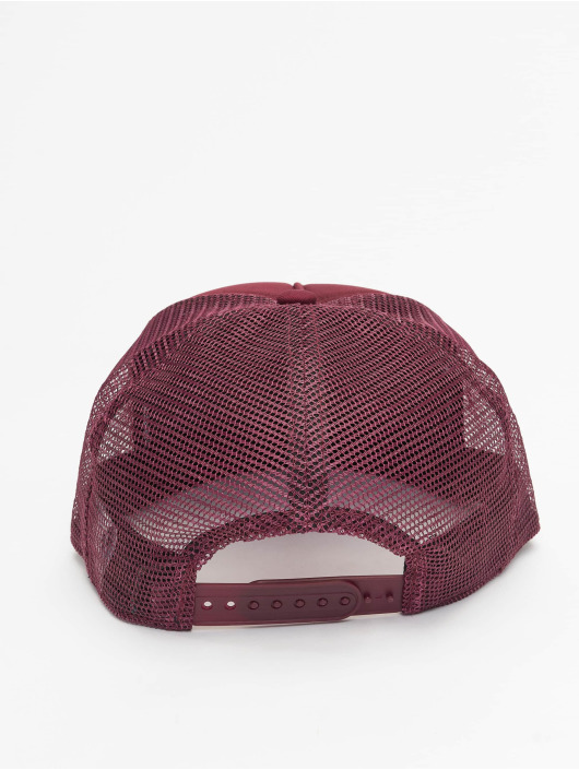 Carhartt WIP Trucker Cap College red