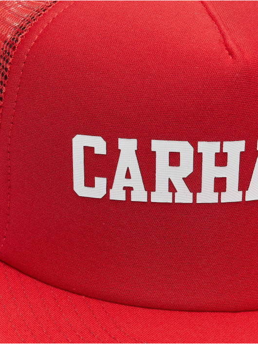 Carhartt WIP Trucker Caps College red