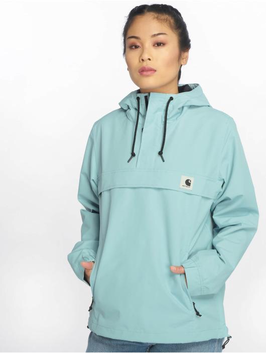 Carhartt WIP Supplex Nimbus Pullover Jacket Soft Aloe
