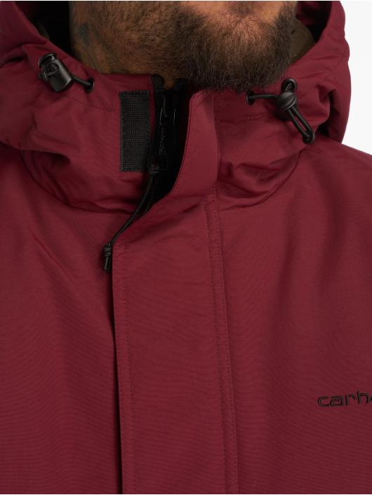 Carhartt WIP Übergangsjacke Kodiak rot