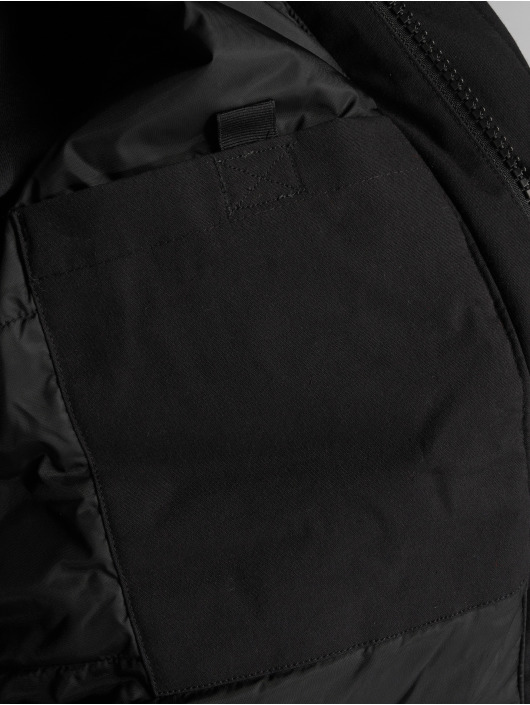 Carhartt WIP Übergangsjacke Trapper schwarz