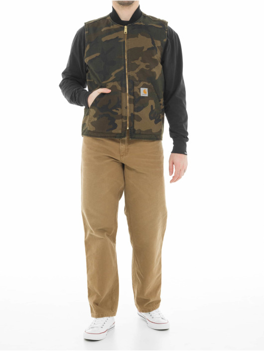 Carhartt WIP Weste Classic camouflage