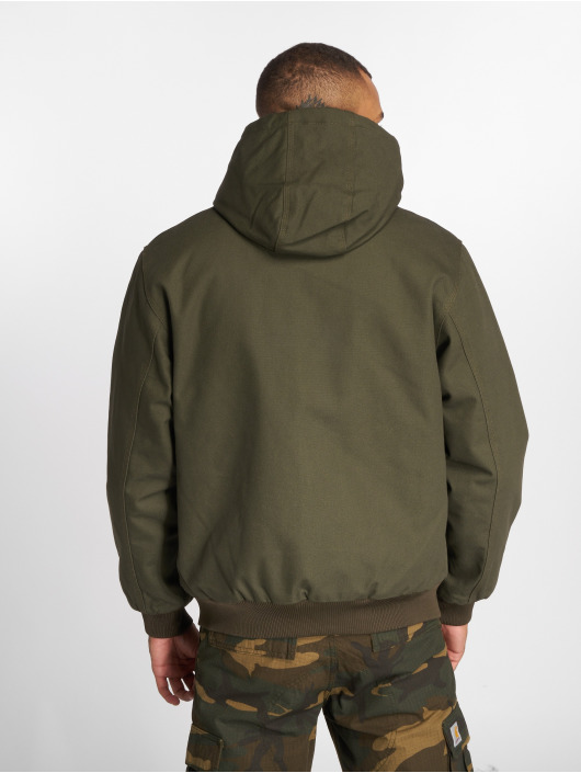 Carhartt WIP Winterjacke Active Transition olive