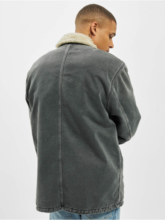 Carhartt WIP Zimné bundy Fairmount èierna