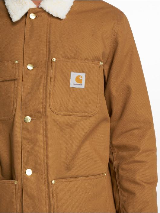 Carhartt WIP Zimné bundy Edgewood Fairmoun hnedá