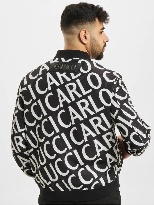 Carlo Colucci Демисезонная куртка Summer черный