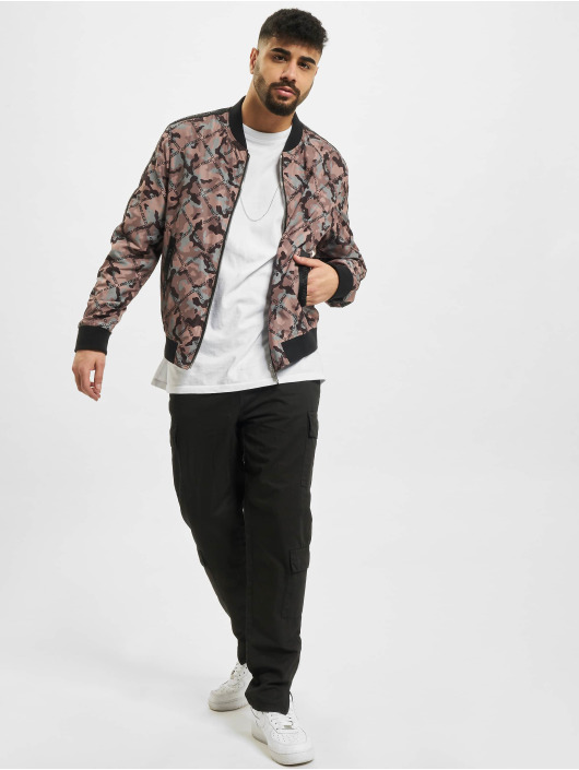 Carlo Colucci Lightweight Jacket Summer camouflage