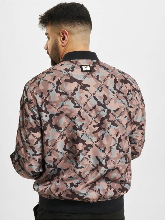 Carlo Colucci Overgangsjakker Summer camouflage