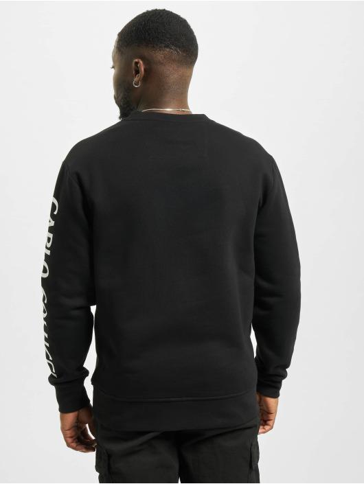 Carlo Colucci Pullover Basic black