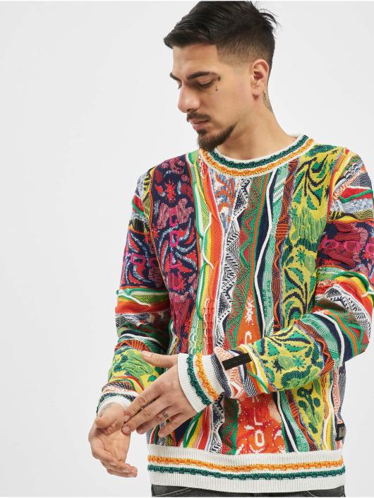 Carlo Colucci Sweat & Pull Retro multicolore
