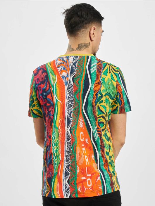 Carlo Colucci T-paidat Retro kirjava