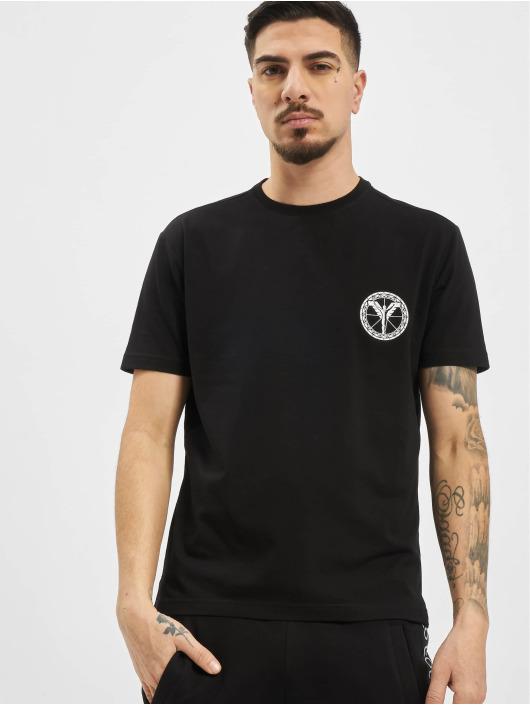 Carlo Colucci T-Shirt Logo black