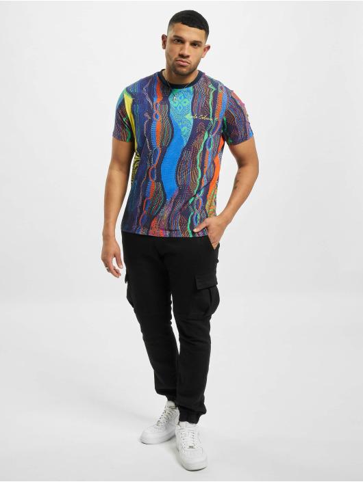 Carlo Colucci T-shirt Retro II blu