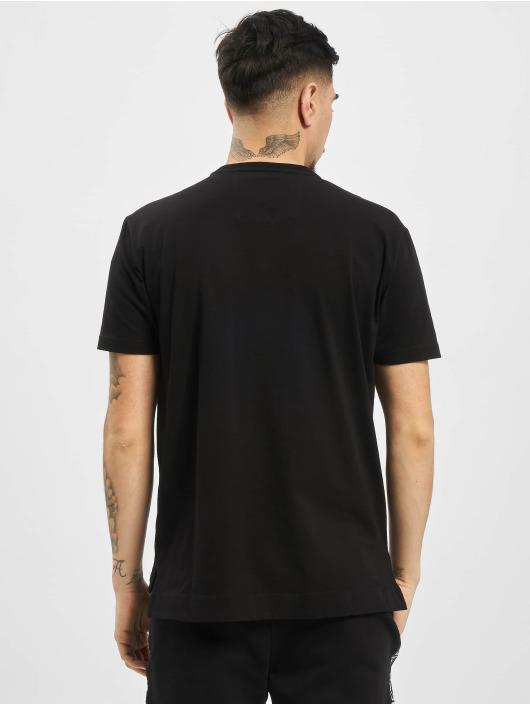 Carlo Colucci T-Shirty Logo czarny
