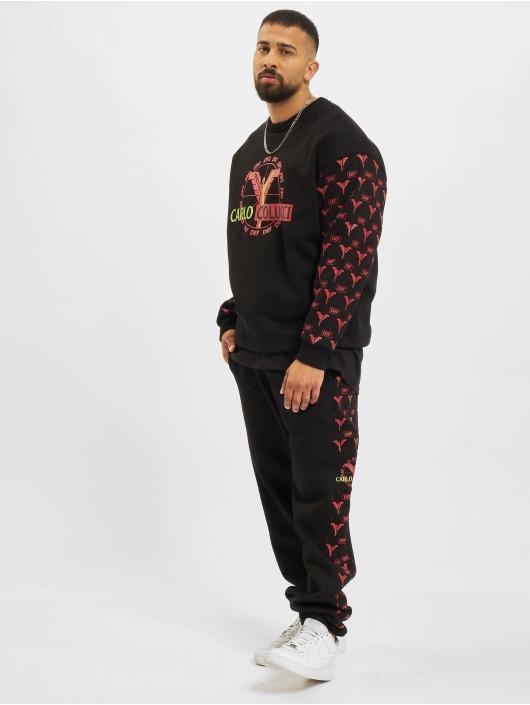 Carlo Colucci x DEF Sweat & Pull Logo noir