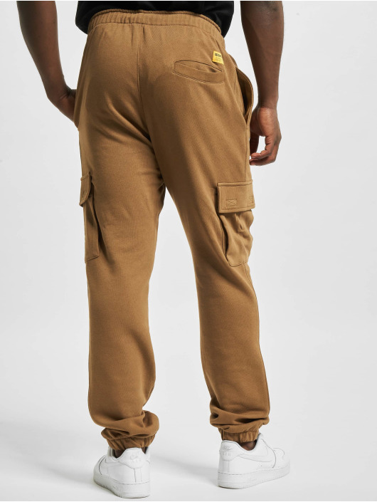 Caterpillar Pantalon cargo Sweat brun