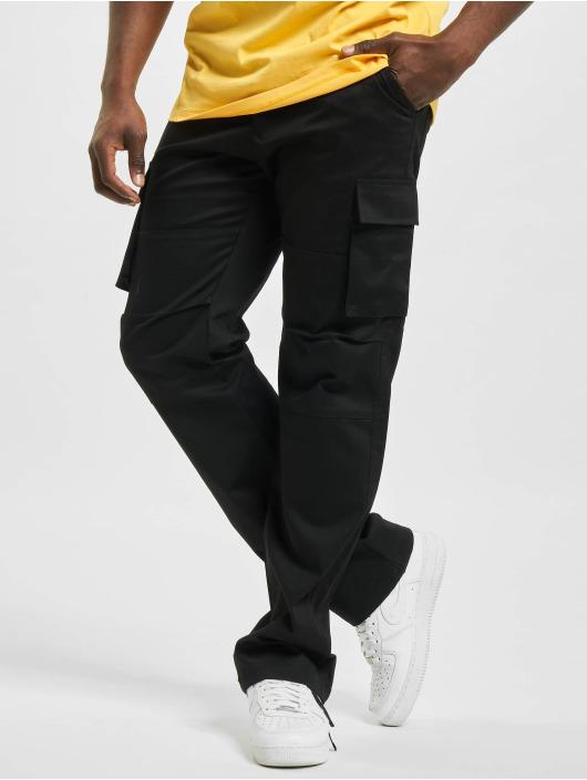 Caterpillar Spodnie Chino/Cargo Basic czarny