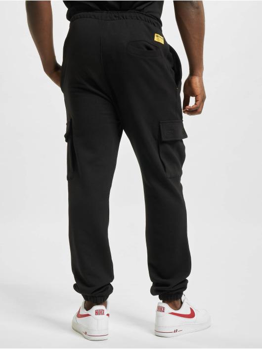 Caterpillar Spodnie Chino/Cargo Sweat czarny