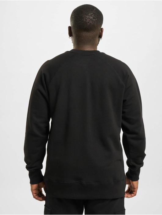 Caterpillar Sweat & Pull Small Logo Roundneck noir