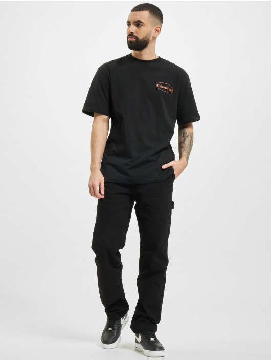 Caterpillar T-Shirt Vintage Pic black