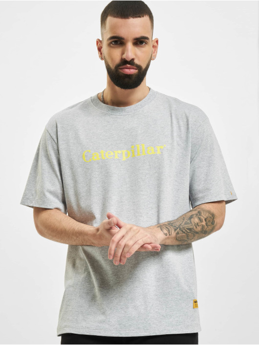 Caterpillar T-Shirt Classic grau