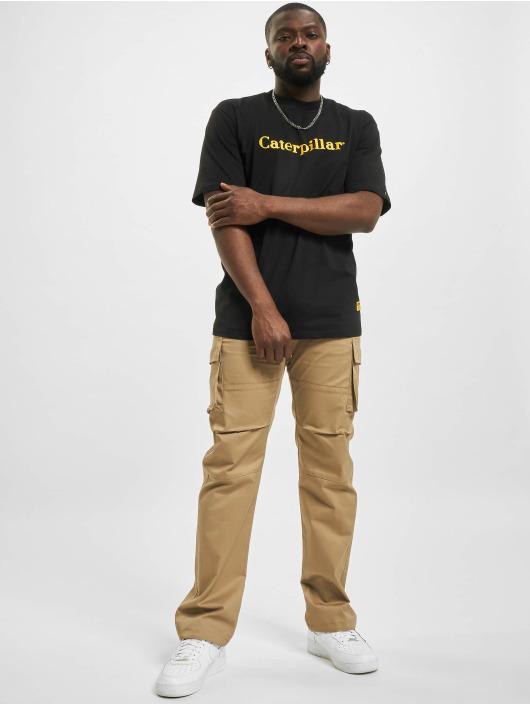 Caterpillar T-Shirt Classic noir