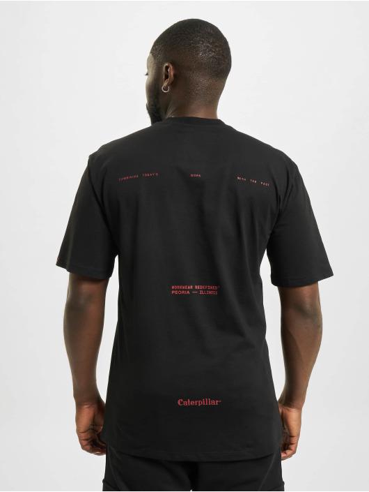Caterpillar T-Shirt Workwear schwarz
