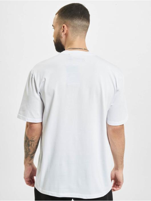 Caterpillar T-Shirt Pocket white