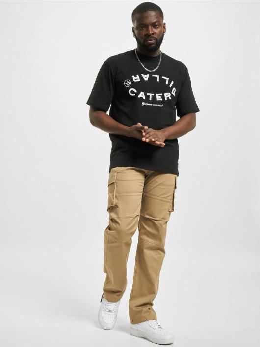 Caterpillar T-Shirty Vintage Workwear czarny