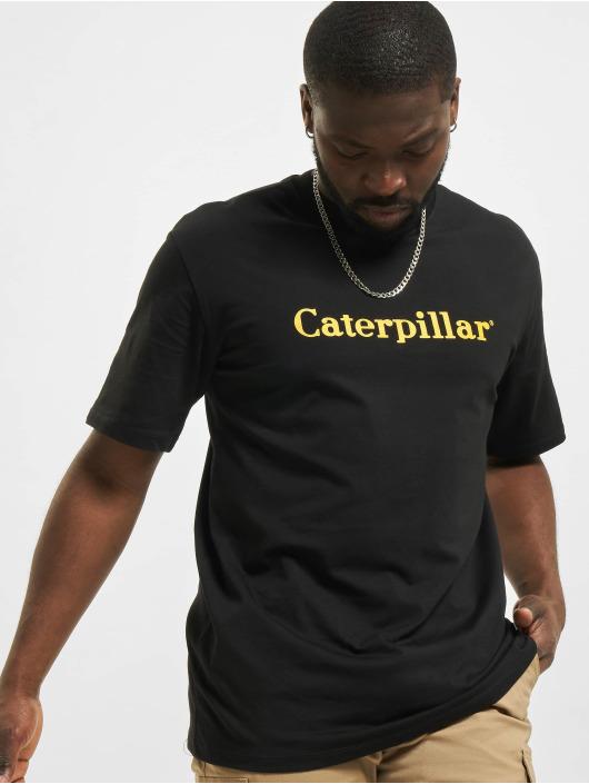 Caterpillar T-Shirty Classic czarny